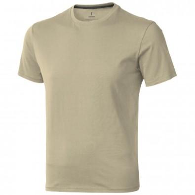 Nanaimo T-Shirt für Herren, khaki, S