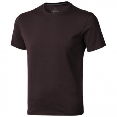 Nanaimo – T-Shirt für Herren, Chocolate Brown, M