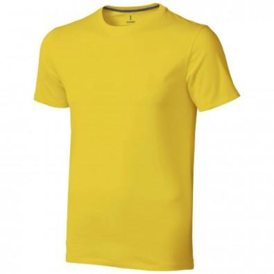 Nanaimo – T-Shirt für Herren, gelb, XXL