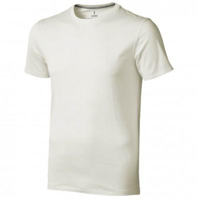 Nanaimo T-Shirt für Herren, hellgrau, XXL
