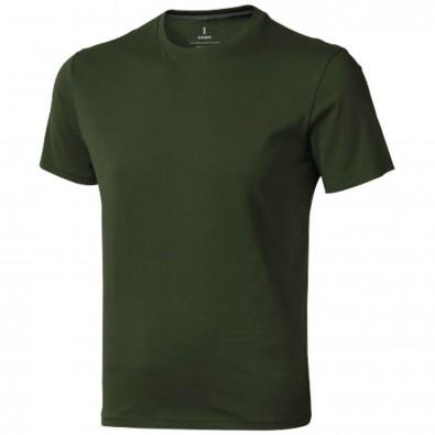Nanaimo T-Shirt für Herren, armeegrün, XXL
