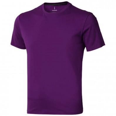Nanaimo – T-Shirt für Herren, pflaume, S