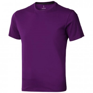 Nanaimo – T-Shirt für Herren, pflaume, M