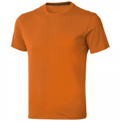 Nanaimo T-Shirt für Herren, orange, M