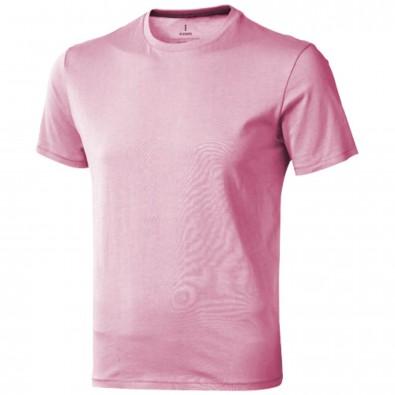 Nanaimo T-Shirt für Herren, Light pink, XXL