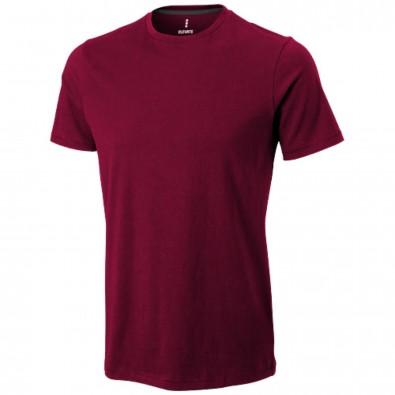 Nanaimo – T-Shirt für Herren, bordeaux, M