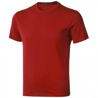 Nanaimo T-Shirt für Herren, rot, M