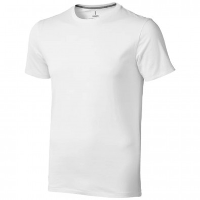 Nanaimo T-Shirt für Herren, weiss, M