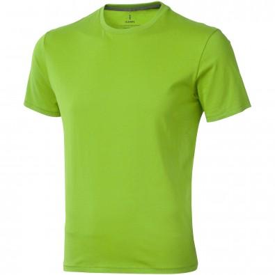 Nanaimo T-Shirt für Herren, apfelgrün, XL