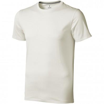 Nanaimo T-Shirt für Herren, hellgrau, M