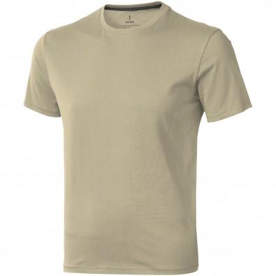 Nanaimo T-Shirt für Herren, khaki, M