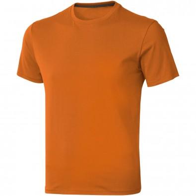 Nanaimo T-Shirt für Herren, orange, M