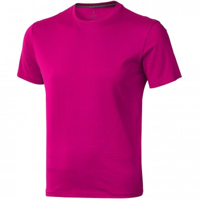 Nanaimo T-Shirt für Herren, rosa, XL