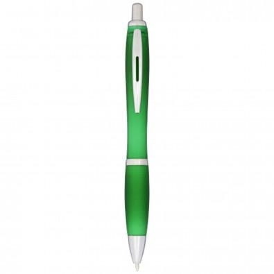 Nash frosted Kugelschreiber, grün