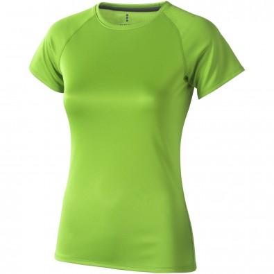 Niagara – T-Shirt cool fit für Damen, apfelgrün, XXL