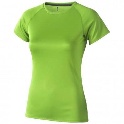 Niagara – T-Shirt cool fit für Damen, apfelgrün, L