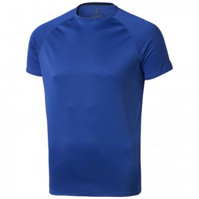 Niagara – T-Shirt cool fit für Herren, blau, XL