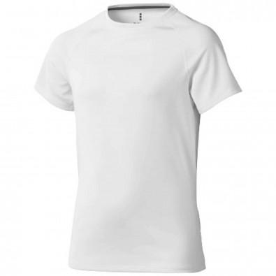 Niagara T-Shirt cool fit für Kinder, weiss, 152