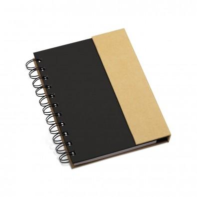 Notizbuch CLIC CLAC-OKATIE schwarz