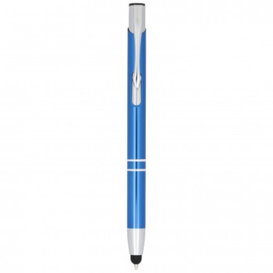 Olaf Kugelschreiber mit Touchpen, blau