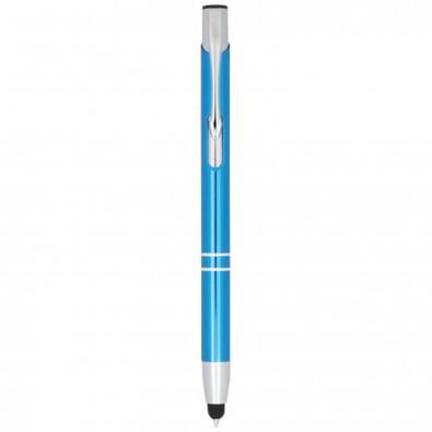 Olaf Kugelschreiber mit Touchpen, Process Blue