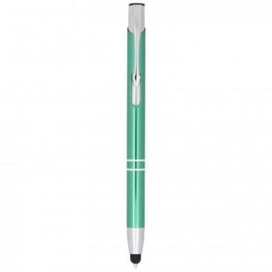 Olaf Kugelschreiber mit Touchpen, grün