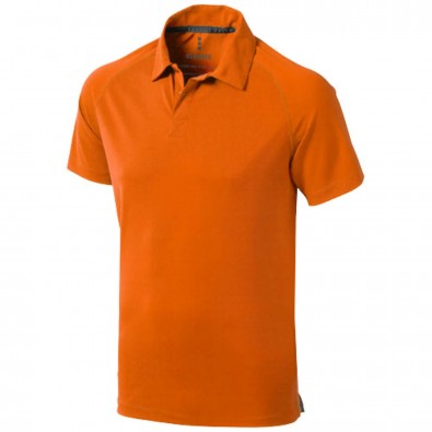 Ottawa – Poloshirt cool fit für Herren, orange, XS