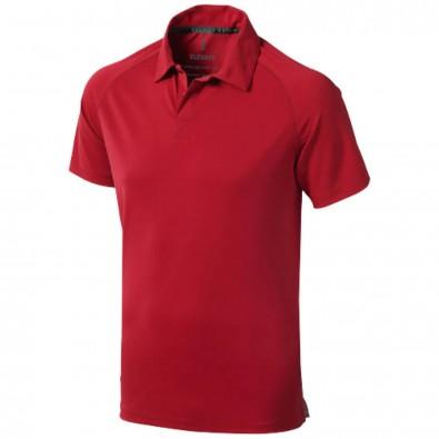 Ottawa Poloshirt cool fit für Herren, rot, M