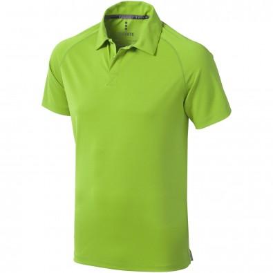 ELEVATE Herren Poloshirt Ottawa cool fit, apfelgrün, M