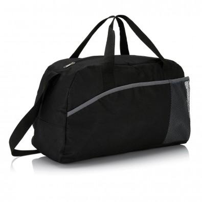 Basic Sporttasche, schwarz