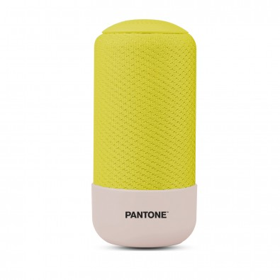 Pantone Bluetooth Lautsprecher Yellow