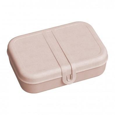 PASCAL L Lunchbox, organic pink