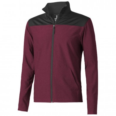 Perren Funktionsjacke, heather rot, XXL
