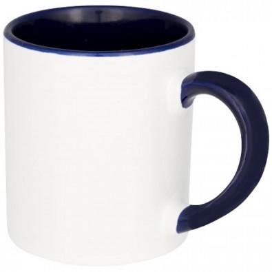 Pixi 250 ml Mini Keramiktasse, blau