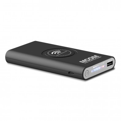 Induktions Powerbank Touch 8000 mAh