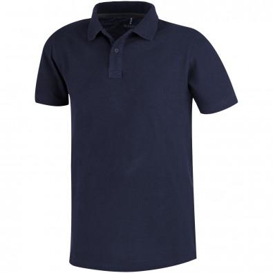 ELEVATE Herren Poloshirt Primus, dunkelblau, XXXL