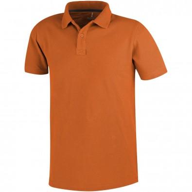 Primus – Poloshirt für Herren, orange, XXXL