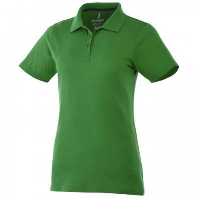 Primus Poloshirt für Damen, Fern green, S