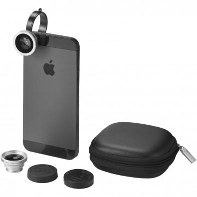 Prisma Smartphone Objektivset, schwarz