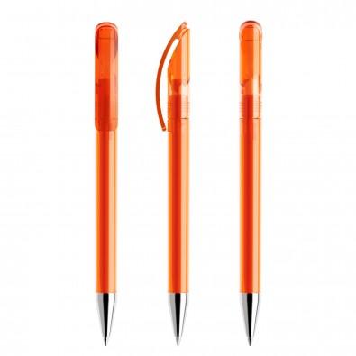 Prodir DS3 TTC Twist Kugelschreiber, Orange