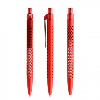 prodir® Kugelschreiber QS40 PMT Push, rot