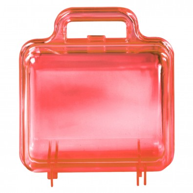 Promotion-Case Bambino, transparent-rot