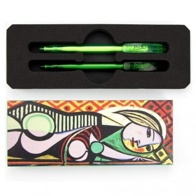 Prodir PS6 Kugelschreiberverpackung Soft Touch, Schwarz