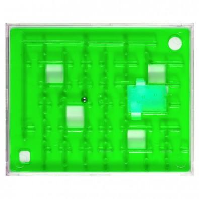 "Pussycat Geduldspiel ""Labyrinth"", transparent-grün"