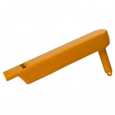 Ratsche Pfeife standard-orange