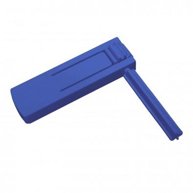Ratsche Supreme, standard-blau PP