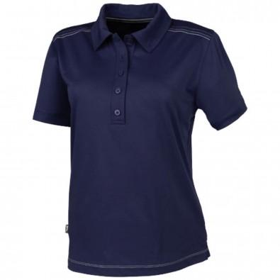 0bcd0c5be66325 Receiver Damen Poloshirt, blau, L
