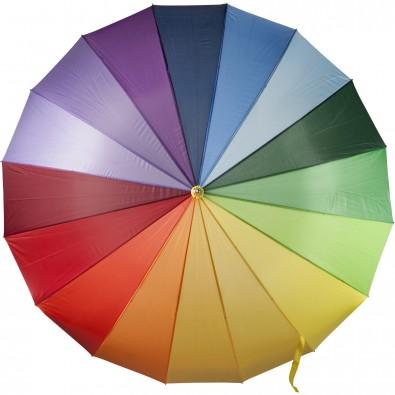 Regenbogen-Portierschirm