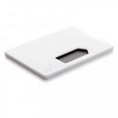 RFID Anti-Skimming-Kartenhalter, weiß