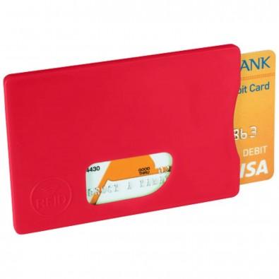 RFID Kreditkartenschutz, rot